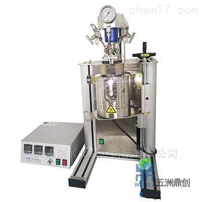 WZWZ实验室型机械搅拌高压反应釜