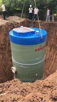 GRP玻璃钢雨水污水预制泵站箭筒特性