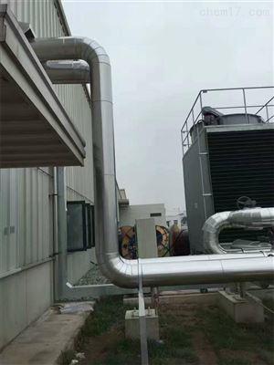 铝皮保温 铝皮管道保温施工厂家