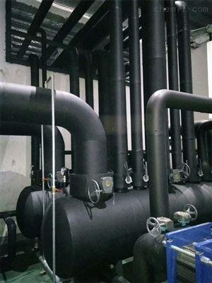 管道橡塑保温、排风管道保温施工