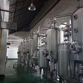 蒸发器低价处理二手30吨四校钛材蒸发器