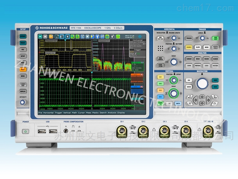 示波器RTE1000系列