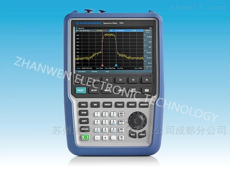 手持式频谱分析仪FPH系列