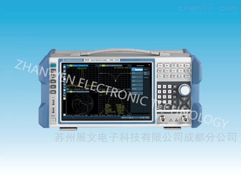 矢量网络分析仪ZNLE系列