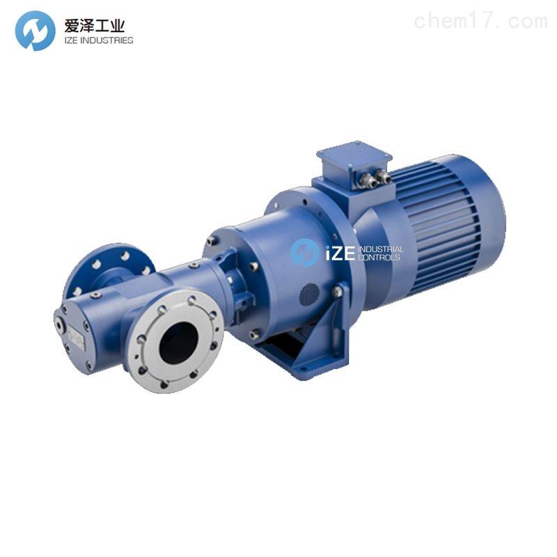 KRAL泵KF系列 示例KF-5.ABA.100001