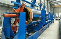 DN400热力管道聚氨酯保温管浇注工艺