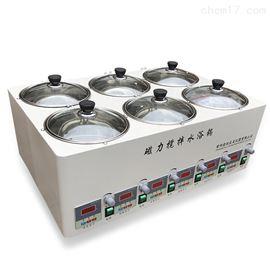 金坛良友 SHJ-6D磁力搅拌水浴锅