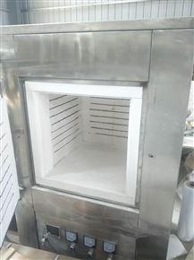 AS1700-80L整机不锈钢箱式高温炉