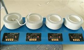 ZNCL-TS-2、4、6多联智能数显磁力搅拌器(电热套)