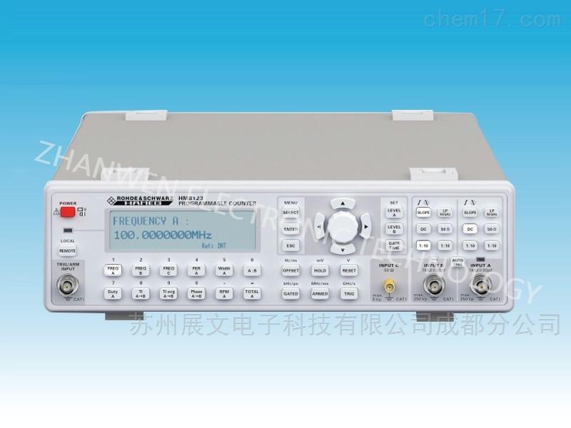 通用计数器HM8123系列