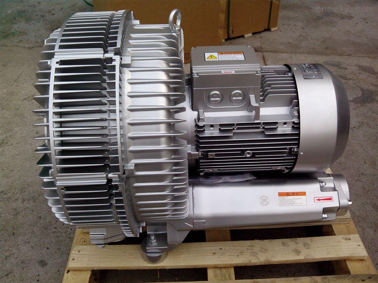 灌装设备用3KW高压鼓风机