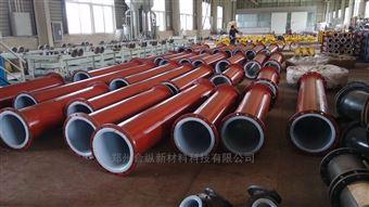 襯塑鋼管,碳鋼襯PO管道,襯PO管