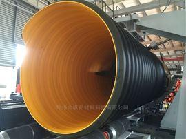 300-3000超大口径排污钢带排污管