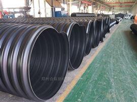 聚乙烯(PE)螺旋波纹管 钢带管