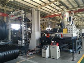 HDPE增强性钢带波纹雨水排水管