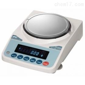 AND上皿天平FX-200GD/0.001g带USB接口天平