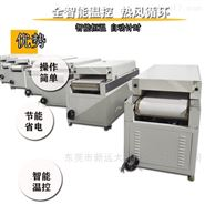 XUD廠家生產無塵隧道爐小型精密熱風爐