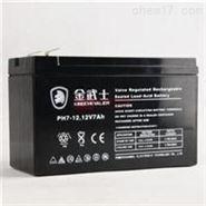 上海金武士蓄電池PW24-12 12V24AH/10HR