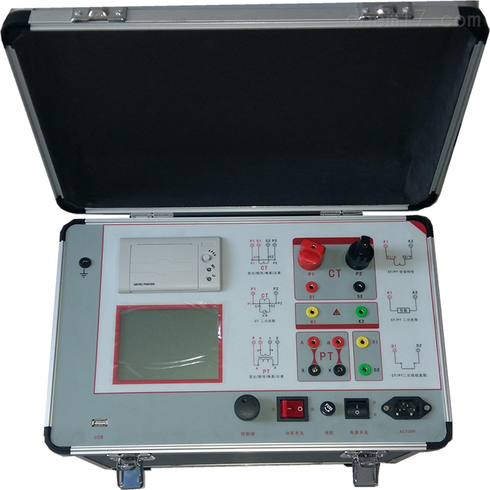 江苏1100V 5A互感器伏安特性测试仪实用轻便