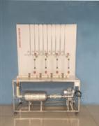 JY-RQ009燃气管网水力工况实验台
