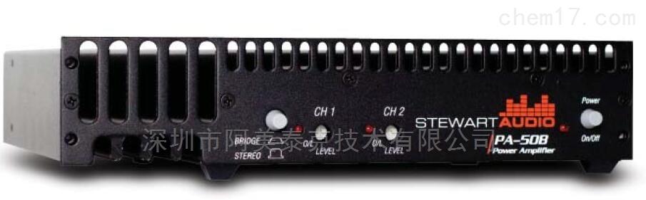 聲學測試儀器 Stewart功率放大器