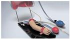 婴儿静脉注射手臂
