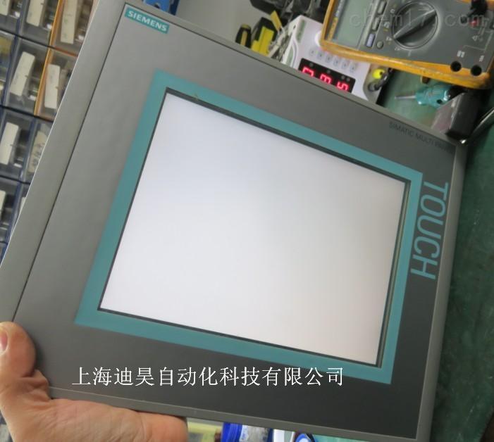 西门子MP377黑屏不能启动专业维修