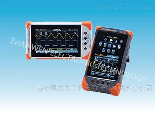 触控式智能示波器GDS-200/300系列