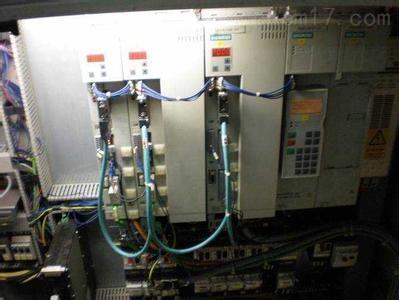 西门子6SE70变频器运行就报故障F027维修