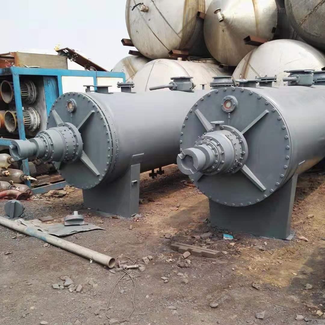 耙式干燥机500升0.5吨八成新价格实惠