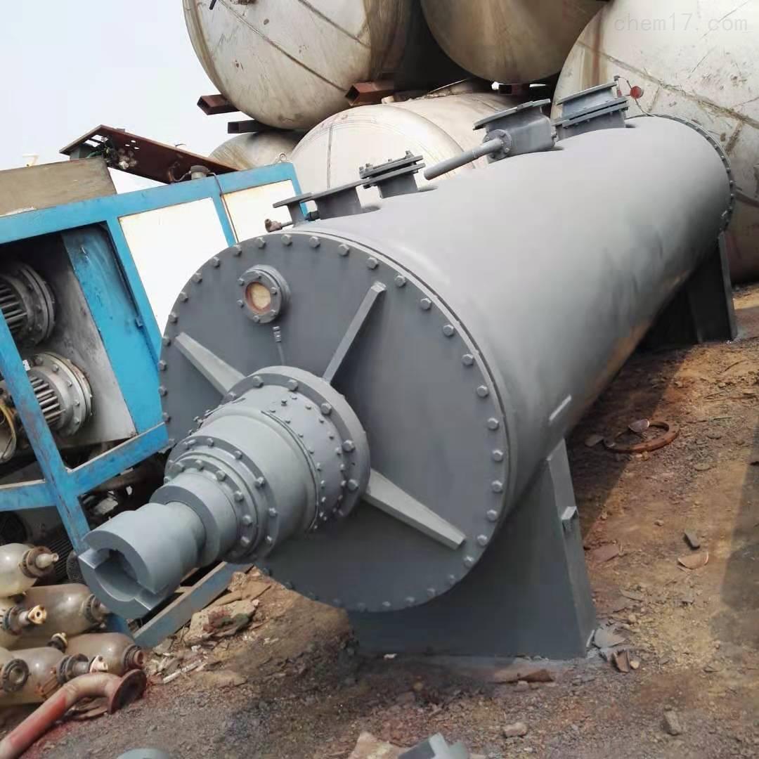 辽宁供应6立方6000升真空耙式干燥机定金