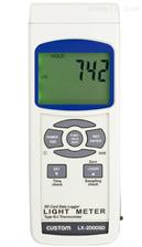 LX-2000-SDK / J型日本CUSTOM东洋照度记录仪热电偶照度计