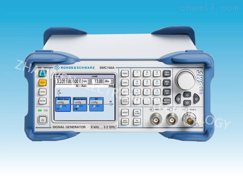 射频信号发生器SMC100A系列