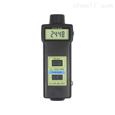 GED-2600发动机数字转速表厂家直销