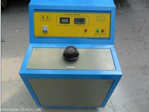 智能母线大电流温升装置