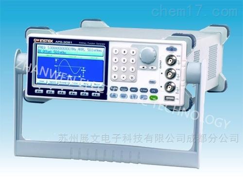 固纬GWINSTEK任意波信号发生器AFG-3000系列