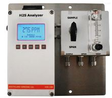 H2S-150-NGH2S-150-NG 型硫化氢分析器