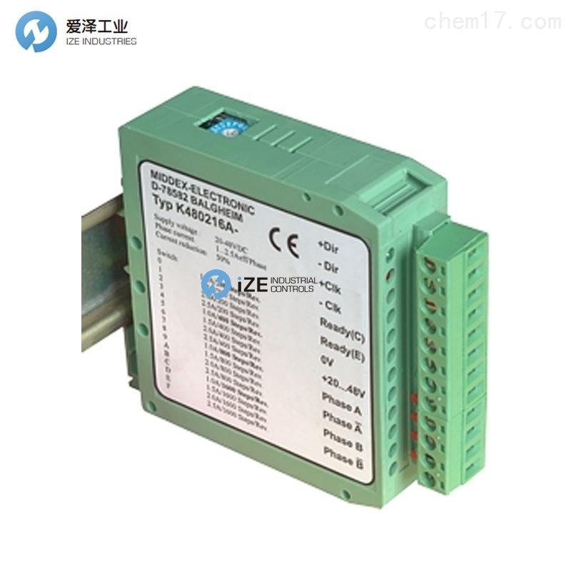 MIDDEX控制器K480216A-5