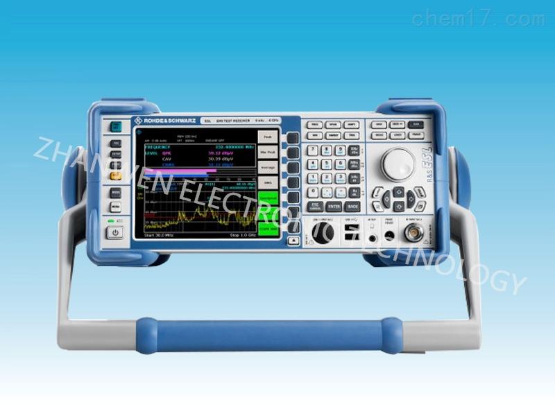 台式预认证级EMI接收机ESL系列