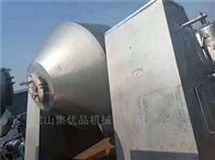 供应二手8立方双锥真空回转干燥机