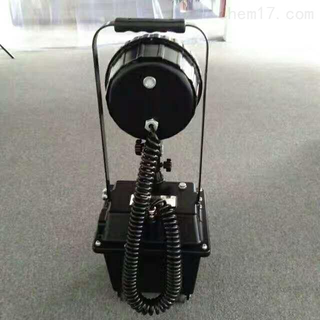 HSG6102J 一体充电直杆升降货场抢修移动灯