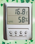 仓库/机房/档案室高精度数显温湿度计可送检