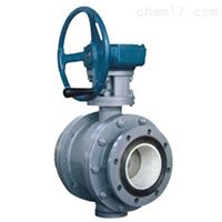 Q341TC蜗轮传动陶瓷球阀厂家