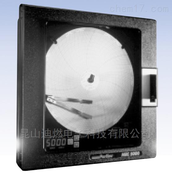 PARTLOW圆图记录仪MRC5000