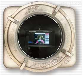 GPA 2000型气体分析仪