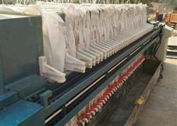回收二手污水处理压滤机