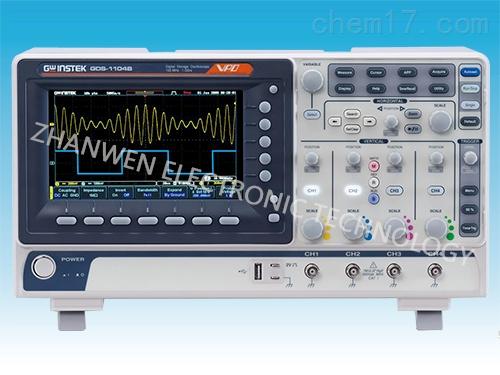 数字存储示波器GDS-1000B系列
