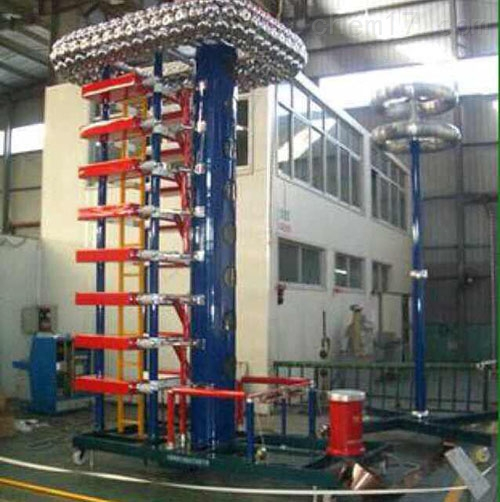 400KV冲击电压发生器成套装置图片