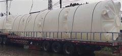 2立方2噸次氯酸鈉溶液儲罐