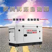 歐洲獅動力6千瓦靜音柴油發電機家用